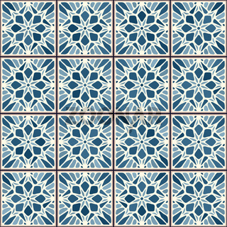 Vector tiles pattern 8