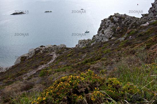 Cap Erquy, Côte d'armor, Bretagne