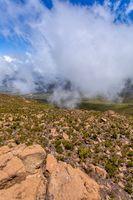 Bale Mountain landscape, Ethiopia