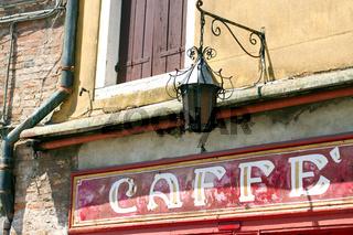 Cafe 001. Italien