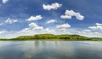Rain Main Donau Kanal bei Berching