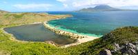 Beautiful view of Saint Kitts