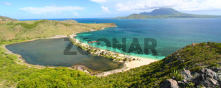 Beautiful view of Saint Kitts