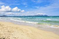Strand Playa de Muro zwischen Port de Alcudia und  Can Picafort