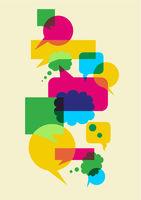 speech social interaction bubbles
