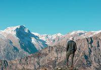 Turkey mountains