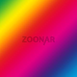 Abstrakter bunter Regenbogen als Hintergrund Muster