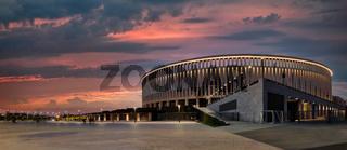 Stadium Krasnodar, park Galitskogo, Krasnodar, Russia