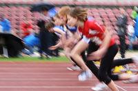 Spurten und Sprinten