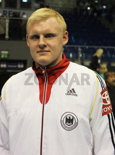 deutscher Handballer Patrick Wiencek THW Kiel DHB-Team HBL DKB Handball-Bundesliga Saison 2012-13