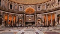 In the Roman Pantheon