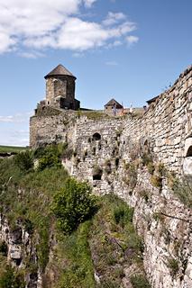 Old Kamenets-Podolsky castle