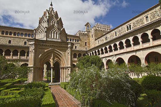 Kloster Guadalupe in der Extremadura