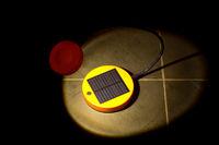 Self charging lamp