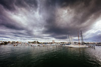 Williamstown Waterfront in Melbourne Australia