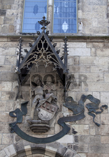 Gürzenich, Agrippa, Stadtpatron, Martinstraße, Köln, Altstadt, NRW, Rheinland