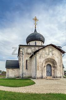 Saint George Cathedral, Yuryev-Polsky, Russia