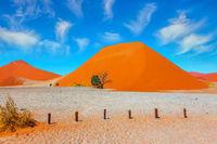 Namib Naukluft desert
