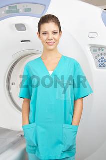 MTA steht vor MRT in Radiologie
