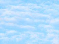Simply sky.