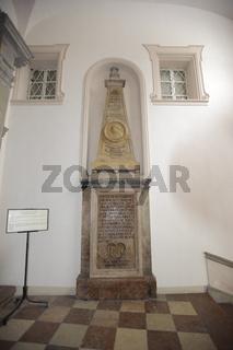 Grabstätte von Paracelsus