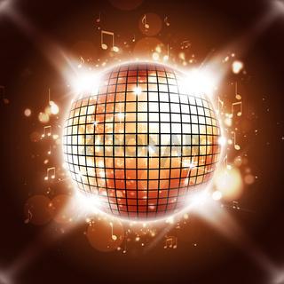 Disco Ball Calls You All