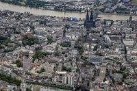 Stadtzentrum von Köln