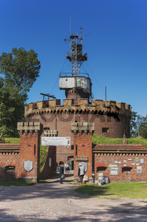 Fort Aniola, Swinemünde | Fort Aniola, Swinoujscie