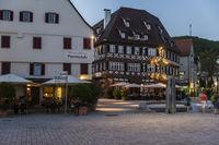 Vorstadtplatz in Nagold