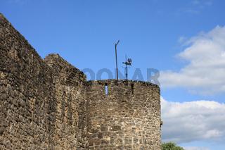 Stadtturm in Rodemack