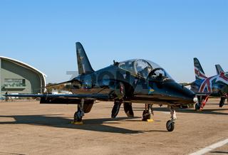 BAe Hawk jet