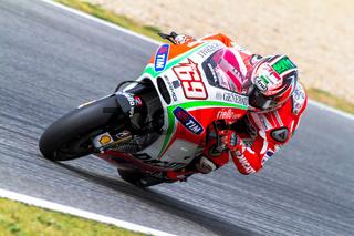 Nicky Hayden pilot of MotoGP