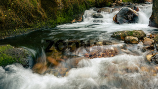 River stream detail shot