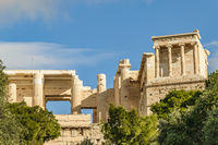 Acroplis Site Architecture Detail, Athens