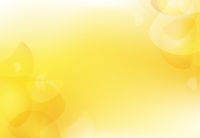 Yellow Dinamic Background And Line