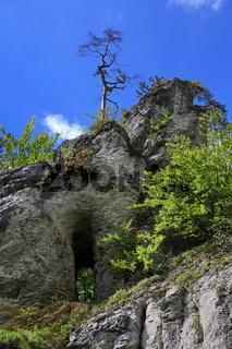 Das Felsentor vom Bärenthal