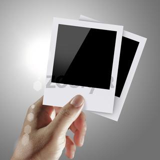 blank photos