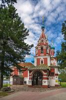 Church of Demetrius on the Blood, Uglich, Russia