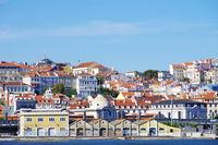 Houses of Lisbon, Portugal.