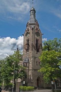 saarlouis Kirche