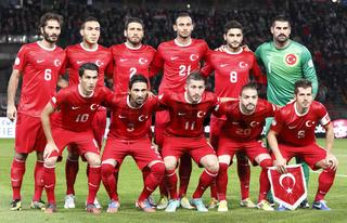Hungary vs. Turkey football game