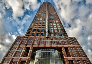 Modern skyscraper - HDR version