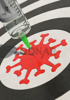 Impfstoff gegen das Coronavirus, Hochformat