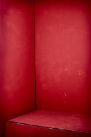 Red grunge corner | Background