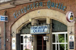 Alte Kneipe 004. Deutschland