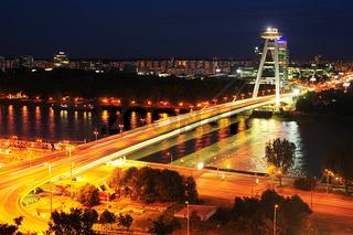 Bridge of the Slovak National Uprising