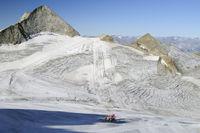 Sommerskigebiet Hintertuxer Gletscher