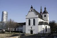 ehemalige Klosterkirche Alt St. Heribert