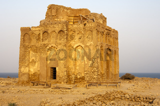 Mausoleum von Bibi Maryam, Qalhat, Sultanat Oman