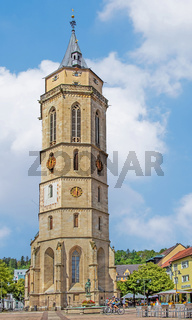 Evangelische Stadtkirche Balingen